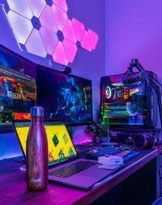 battlestation setup