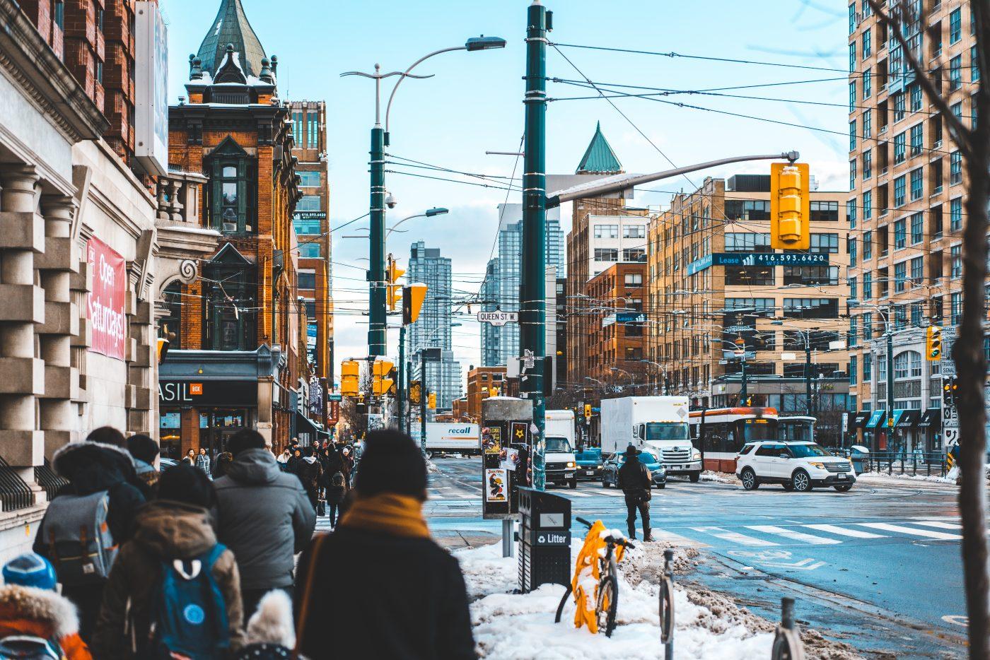 Toronto Streets