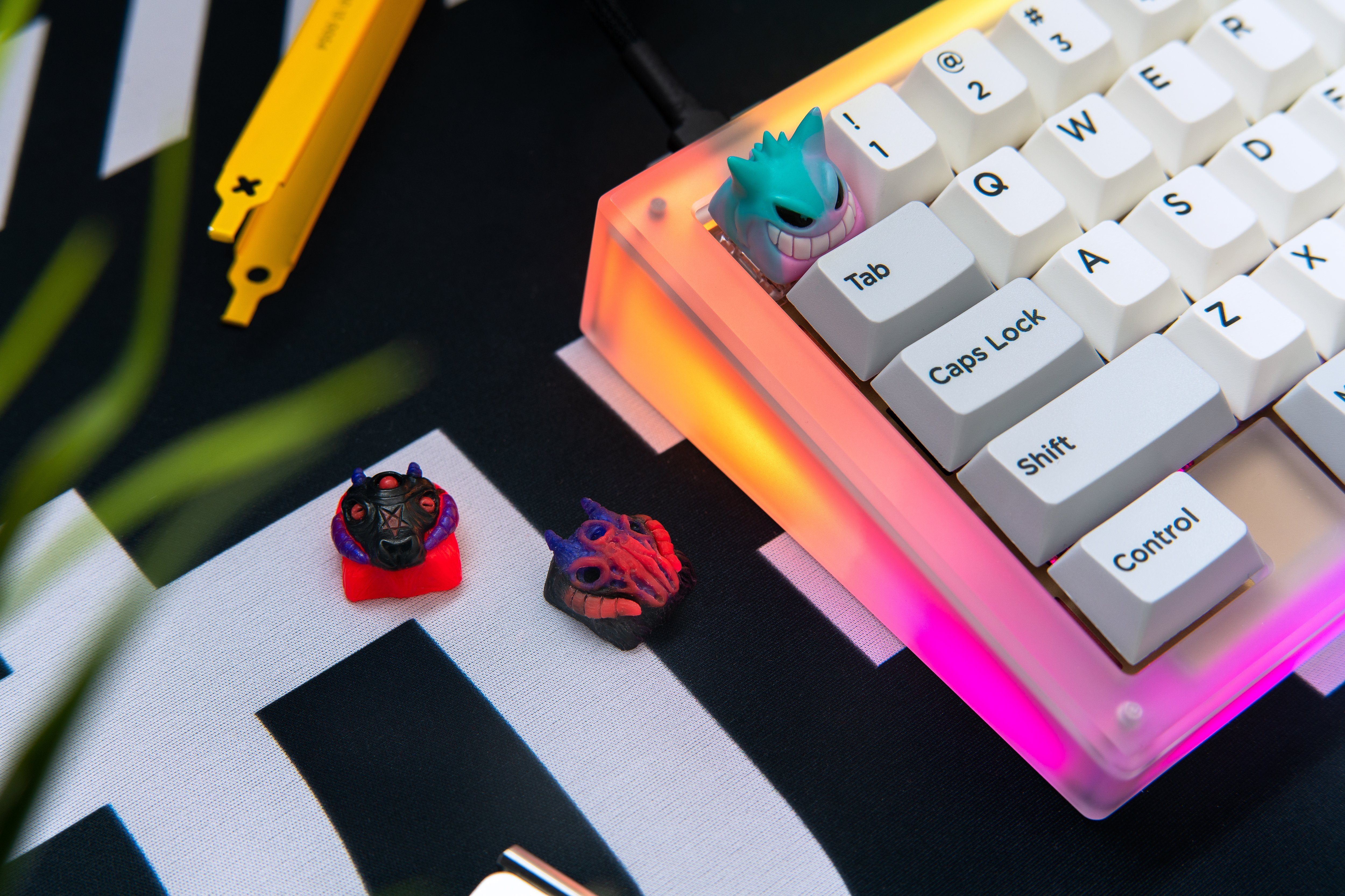 Sludgekidd Keycaps