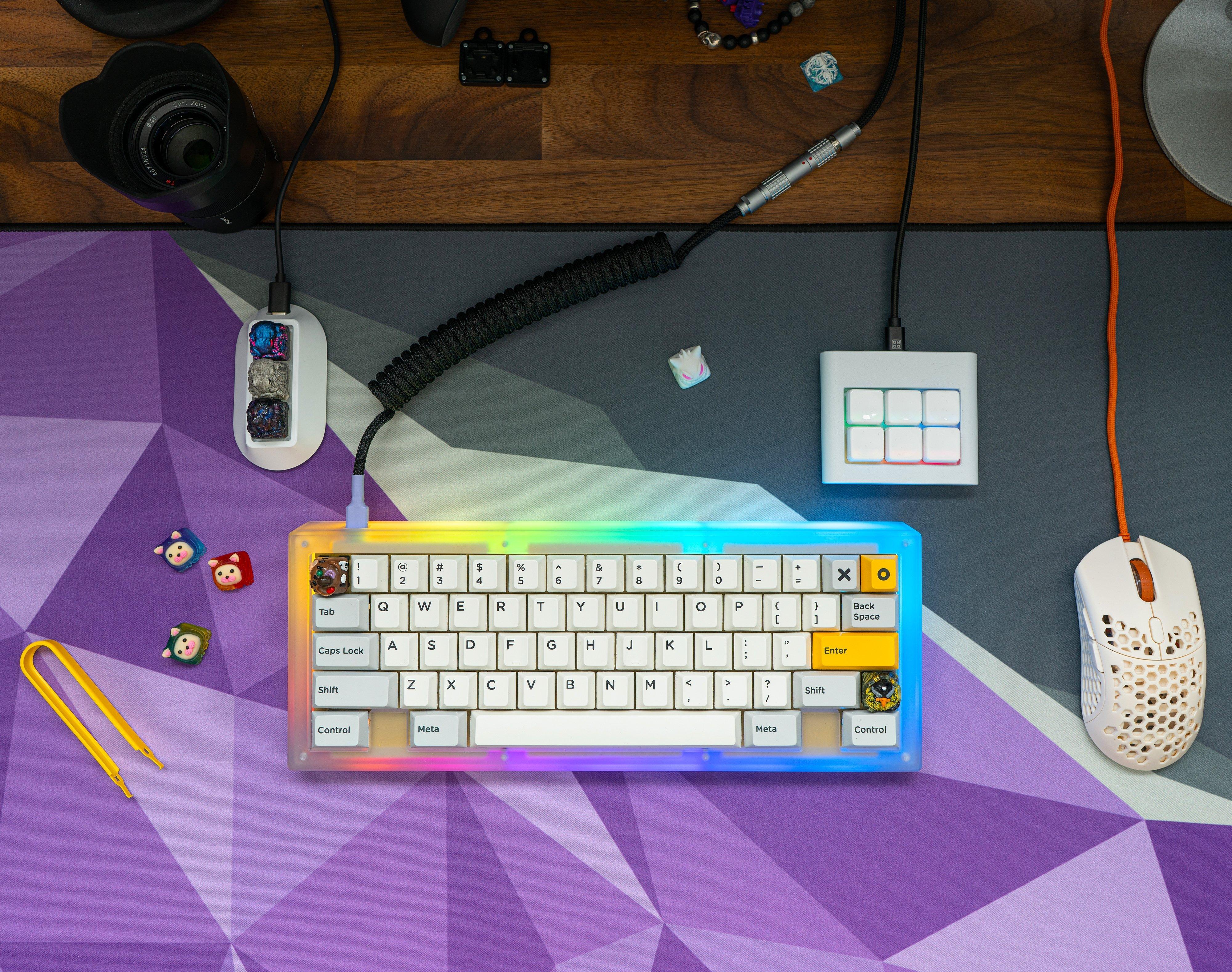 512 RGB keyboard