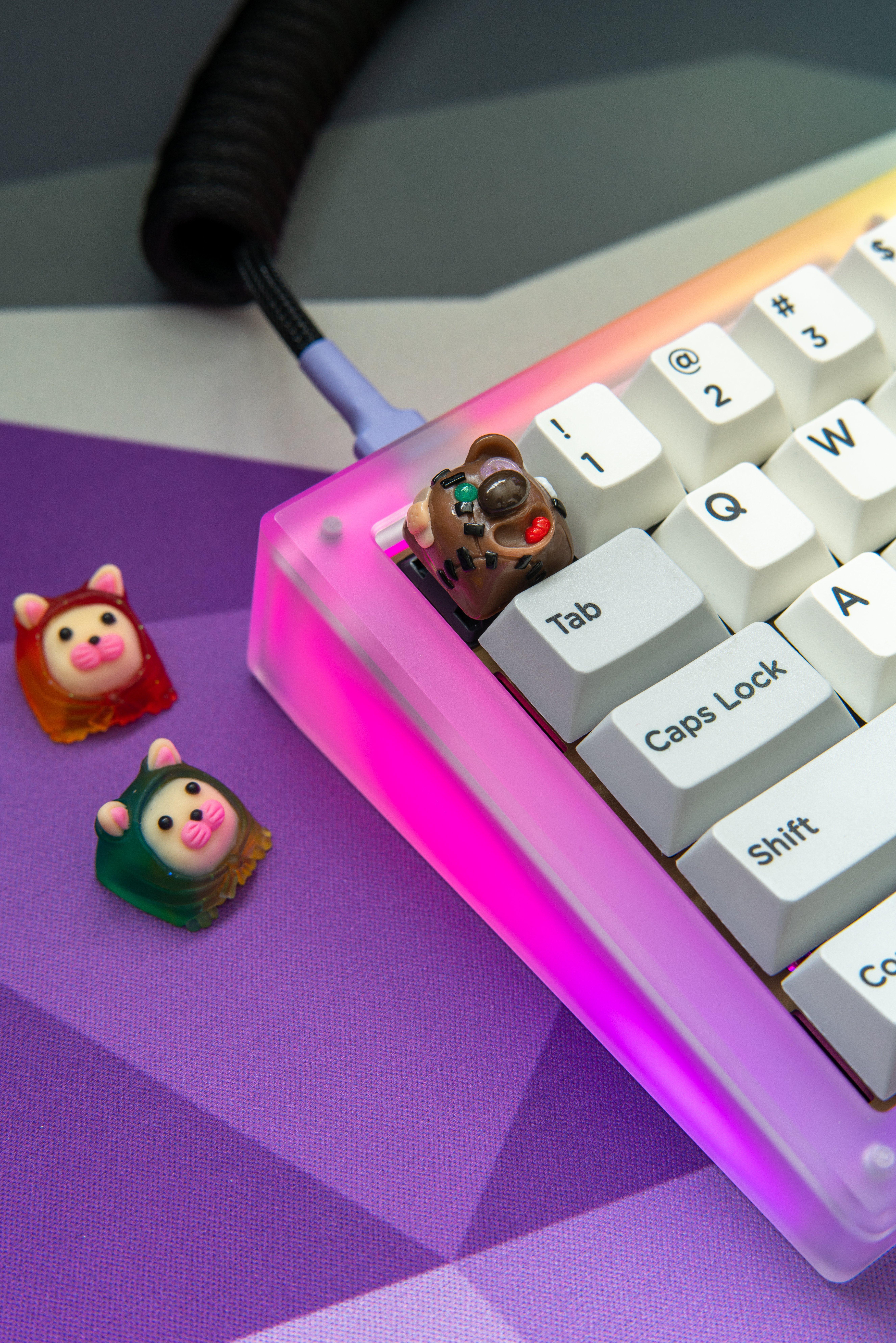 battlebear keycap